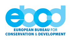 Logo EBCD : European Bureau For Conservation & Development